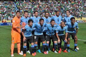 Uruguay comenzó con el pie derecho su camino a Rusia 2018. Foto:Getty Images