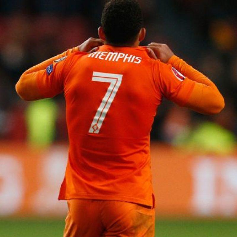 Holanda quedó en cuarto lugar del grupo A con 13 puntos. Foto:Getty Images