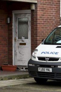 Cuando la Policía se encontraba en su domicilio, Patrick reiteró su molestia porque su esposa se negó a tener sexo. Foto:Getty Images