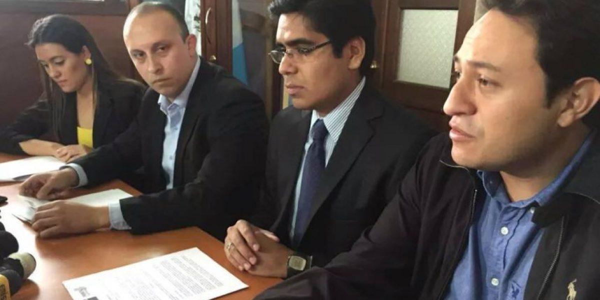 Agrupaciones denuncian que estos once diputados electos son contratistas del Estado