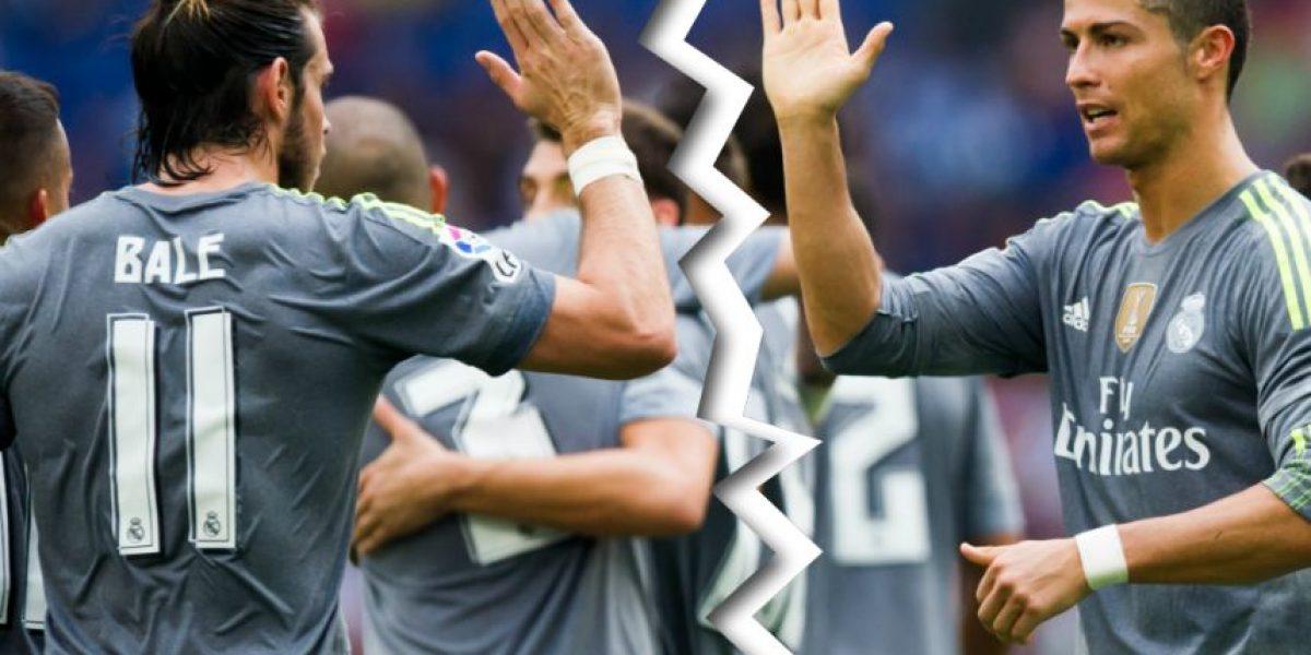 "Bale vs. Cristiano: Agente del galés lanza indirecta para ""CR7"""