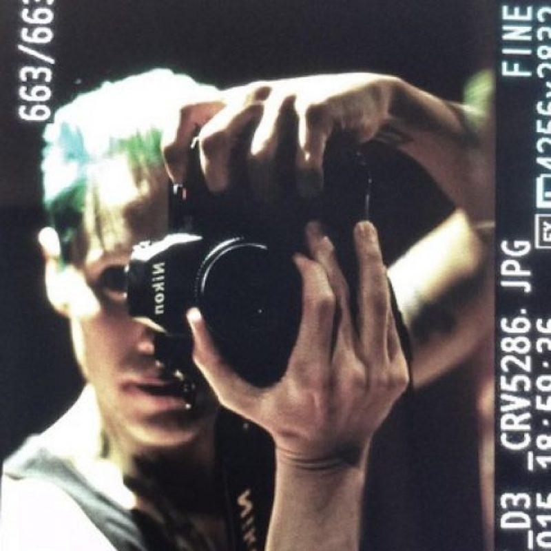 """Sin embargo, poco se conoce sobre a personalidad del nuevo """"Joker"""" Foto:Twitter/DavidAyerMovies"""