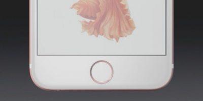 El sensor Touch ID es de segunda generación, lo que lo hace más rápido. Foto:Apple