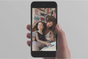 """En el carrete se reproducen las """"Live Photos"""". Foto:Apple"""