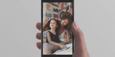 Consiste en un video que graba 1.5 segundos antes y 1.5 segundos después de que toman una foto. Foto:Apple