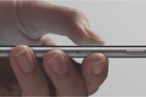 3D Touch reconoce cuánta fuerza ejercen sobre la pantalla. Foto:Cesar Acosta / Especial
