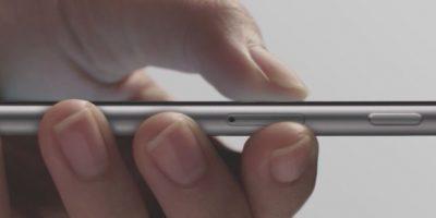 Esta reconoce cuánta presión ejercen sobre la pantalla. Foto:Apple
