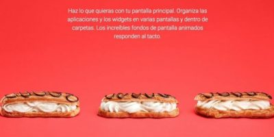 Android 2.0 Eclair Foto:Google