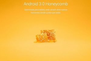 Android 3.0 Honeycomb Foto: Google
