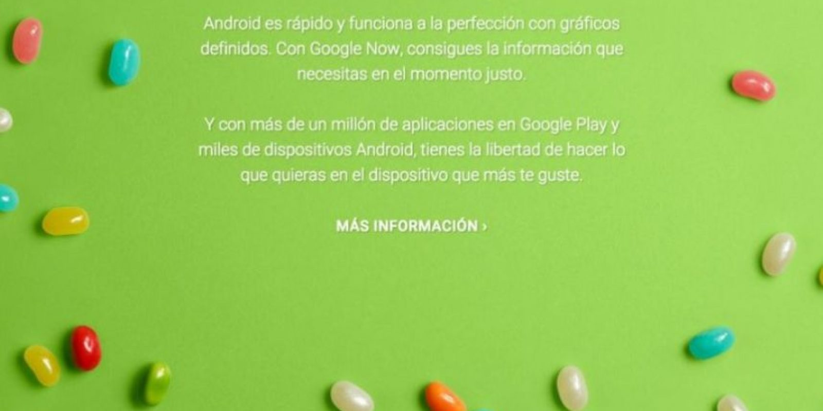 Android 4.1 Jelly Bean Foto:Google