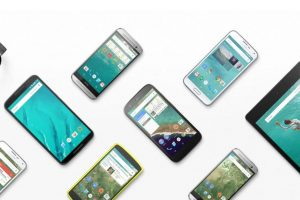 Dispositivos con Android 6.0 Foto: Google