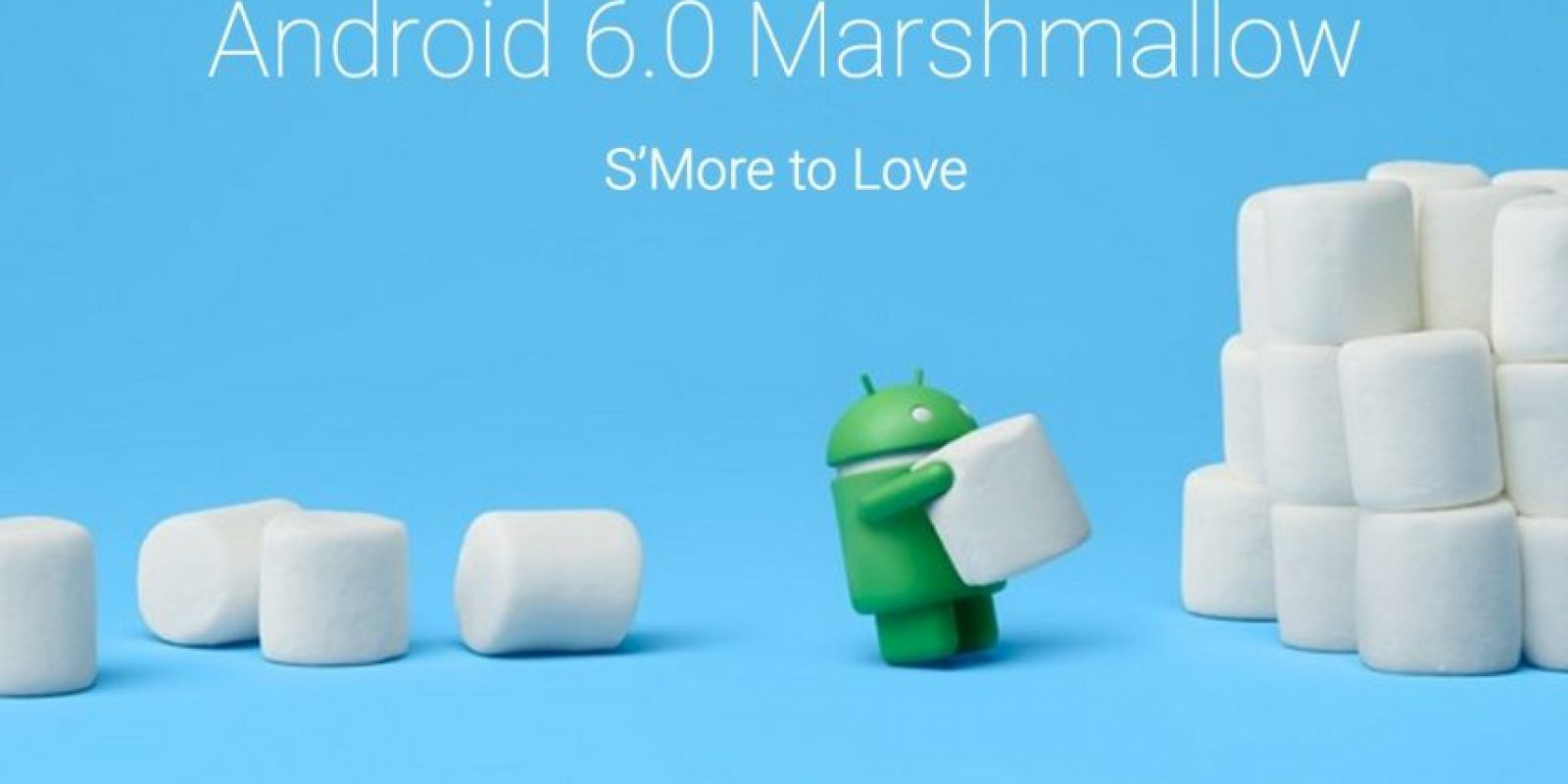 Android 6.0 Marshmallow Foto:Google