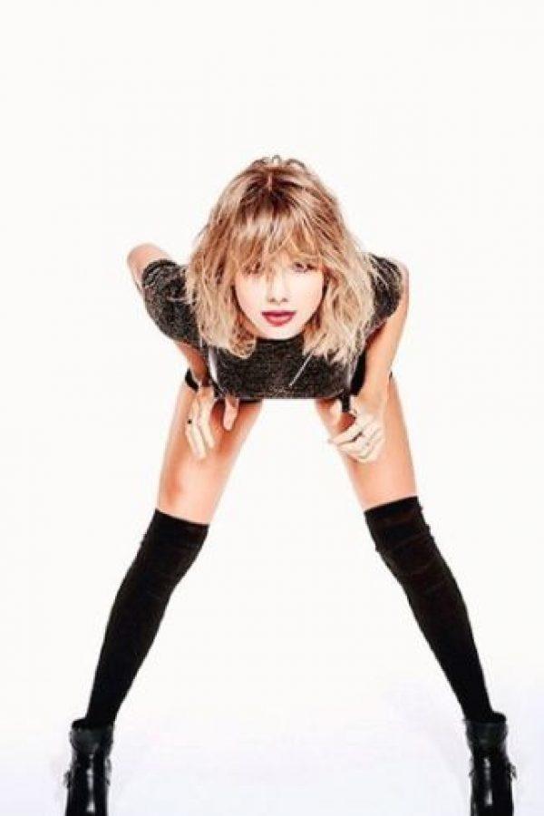 "La estrella pop es la protagonista de la revista ""Vogue"" Australiana Foto:Instagram/TaylorSwift"