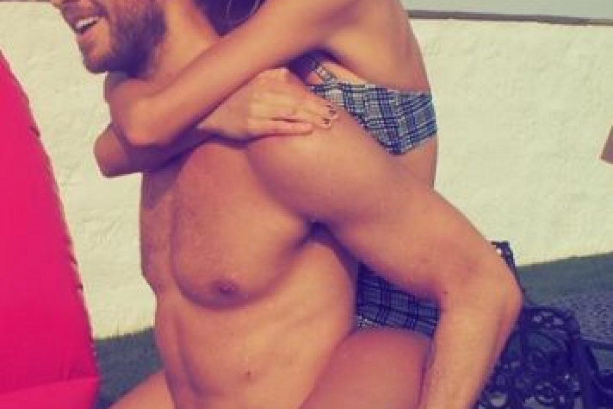 Taylor Swift y su novio, el DJ Calvin Harris, son la pareja mejor pagada. Foto:Instagram/Taylor Swift
