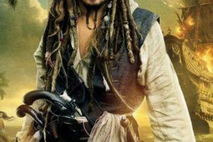 """El actor viaja con su disfraz de capitán """"Jack Sparrow"""" de """"Piratas del Caribe"""", con el fin de sorprender a los niños en los hospitales. Foto:Disney"""