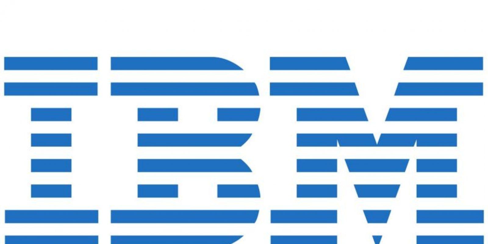 4. IBM: 65 mil 95 millones de dólares. Foto:IBM