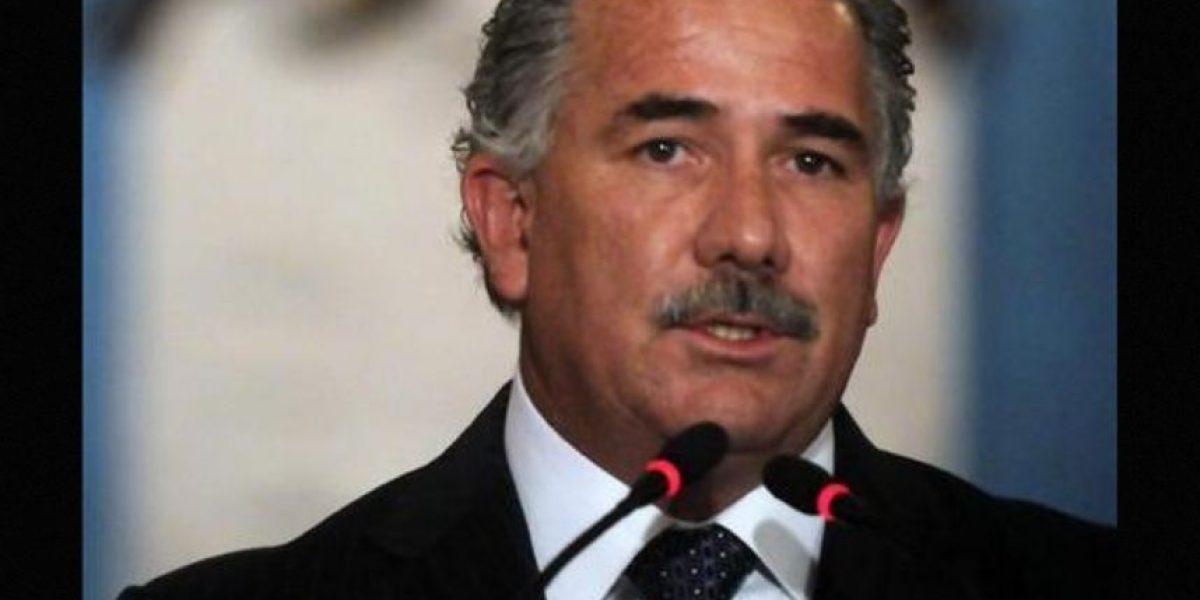 Amparo beneficia a Salvador Gándara para salir de prisión