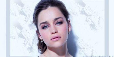 FOTOS. Emilia Clarke fue elegida la más sexy y lo demuestra quitándose la ropa para Esquire