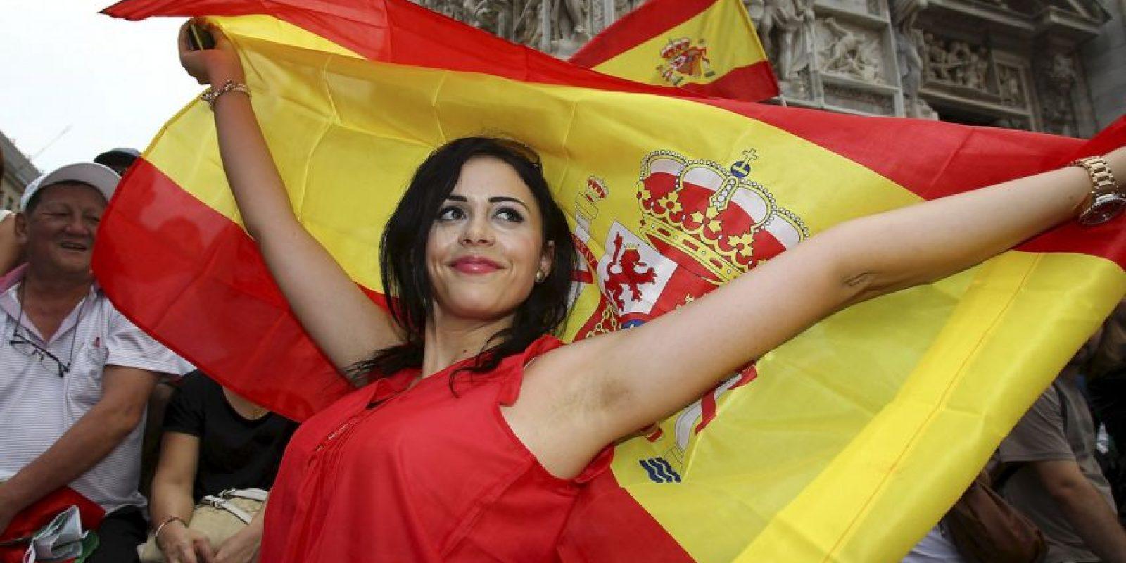 Mientras que el otro 40 restante es sobre Cultura, historia y la sociedad española. Foto:Getty Images