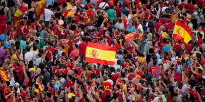 Para tener acceso a la prueba se pagan 85 euros (97 dólares) además de los 121 euros (138 dólares) para realizar el examen de español. Foto:Getty Images
