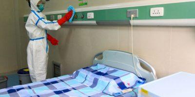 Luego de salir de su primer contagio su situación volvió a complicarse. Foto:Getty Images