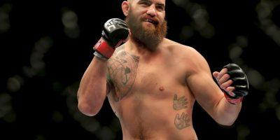 Travis tiene 33 años, y pelea en la categoría de Peso Pesado, también en la UFC. Foto:Vía instagram.com/travisbrownemma