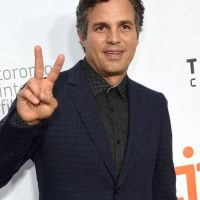 """6. El actor se declaró fanático de """"Hulk"""", personaje que ha interpretado dos veces en la cinta de """"Los Vengadores"""". Foto:Getty Images"""