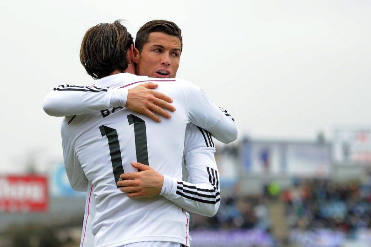 La llegada del galés al Real Madrid hizo que el portugués se sintiera desplazado, según los medios españoles. Foto:Getty Images