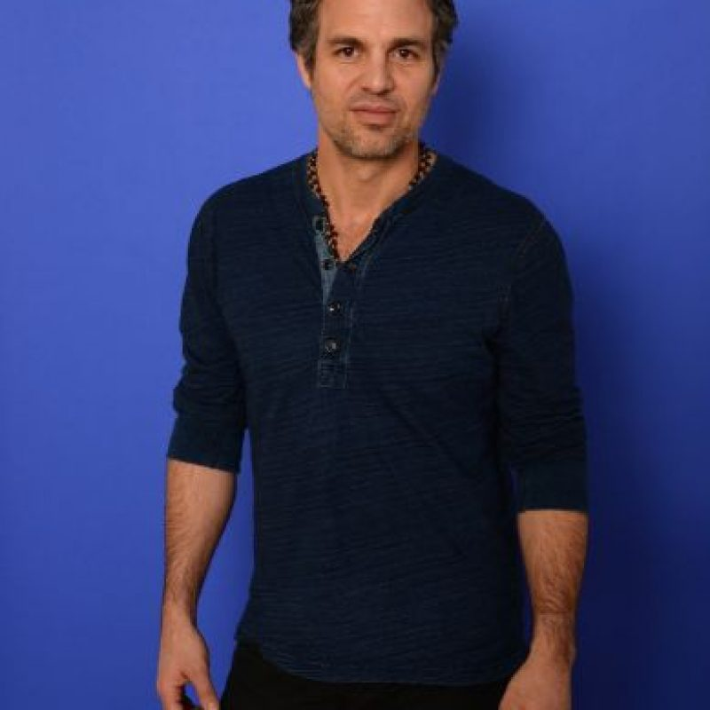 1. Mark Ruffalo es un actor, productor, director, guinista y escritor estadounidense. Foto: Getty Images