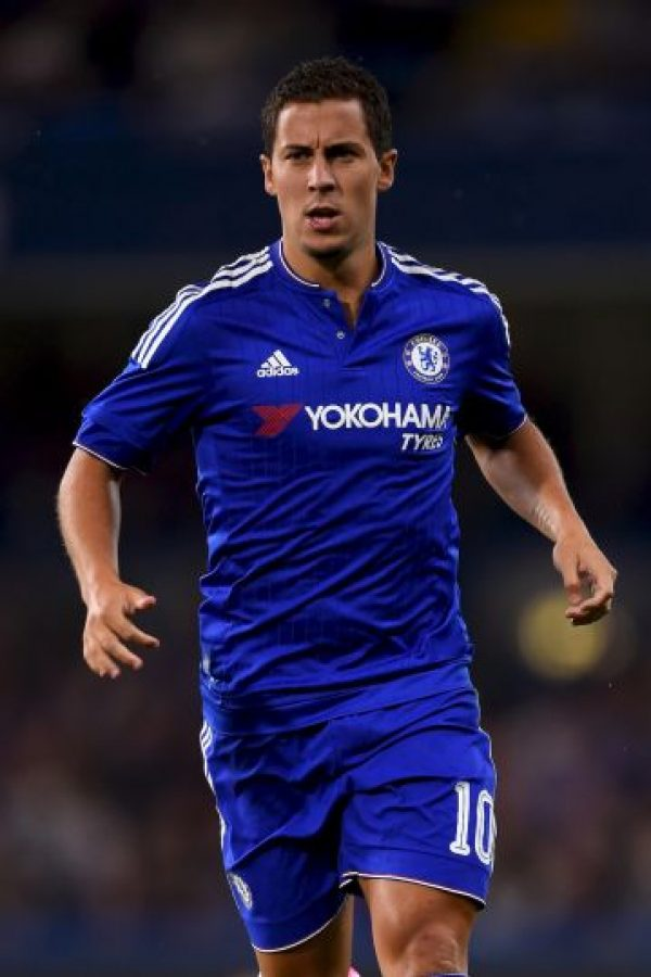 5. Eden Hazard (Chelsea/Bélgica) Foto: Getty Images