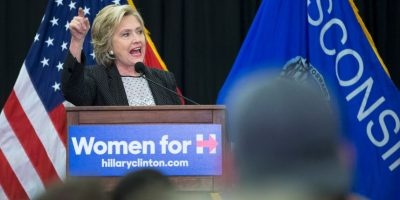 Hillary Clinton. Foto:Getty Images