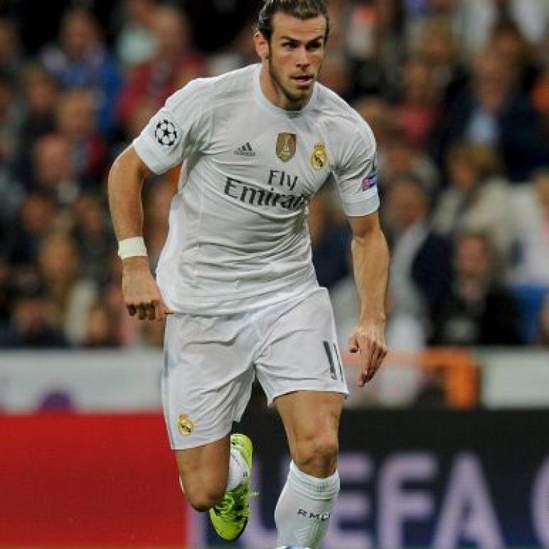 """Para esta temporada, los medios españoles aseguraban que los """"problemas"""" eran porque Rafa Benítez quería darle a Bale un rol más protagonista, y cambiar el estilo de juego del Real Madrid, que es para Cristiano. Foto:Getty Images"""