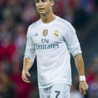 2. Cristiano Ronaldo (Real Madrid/Portugal) Foto:Getty Images