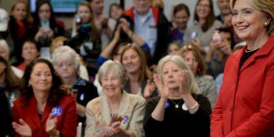 Los precandidatos demócratas que participarán son Hillary Clinton, Bernie Sanders, Martin O'Malley, Jim Webb y Lincoln Chafee. Foto:Getty Images