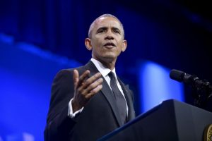 Obama cree que su comportamiento es únicamente pra atraer publicidad. Foto:Getty Images