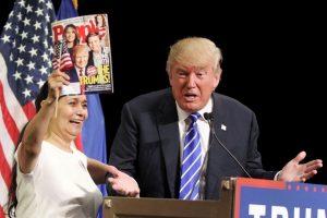 Respecto a estos comentarios, Trump se molestó. Foto:Getty Images