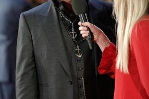 """Johnny Depp ha sido nominado a un Oscar en categoría de actor principal por su papel protagónico de """"Jack Sparrow"""" Foto:Getty Images"""