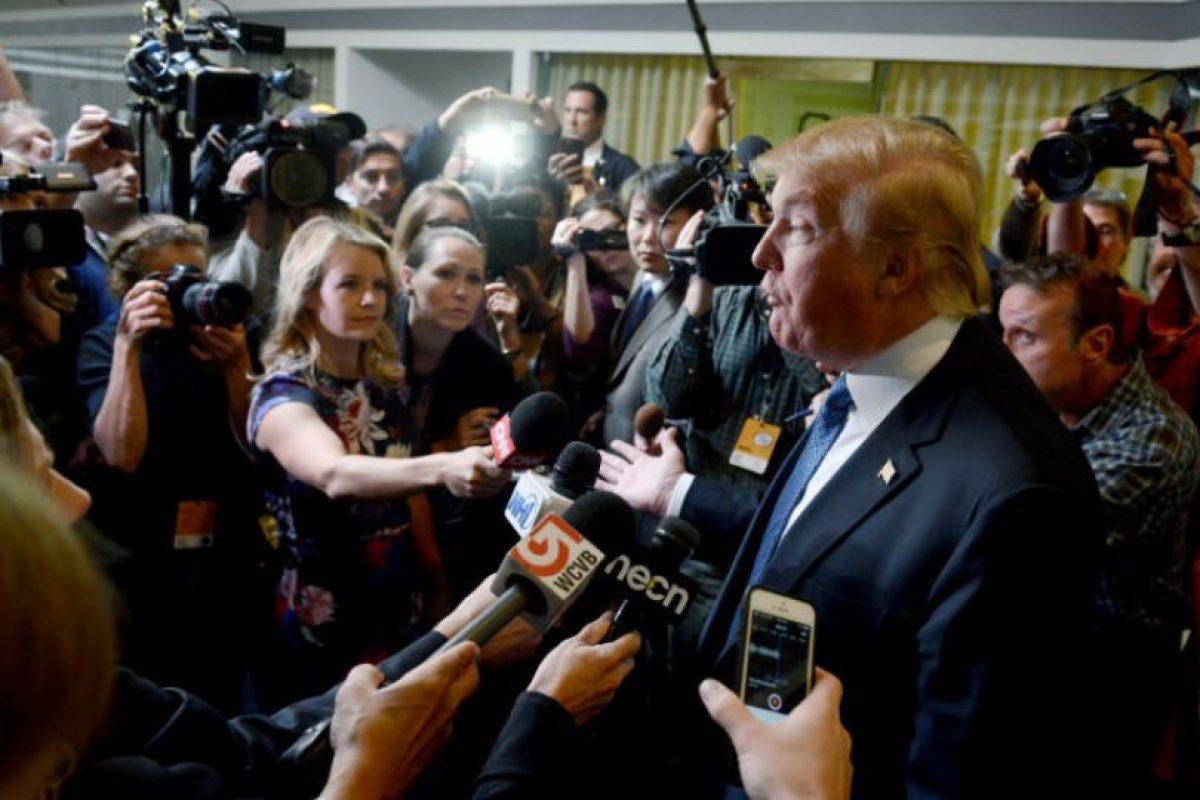 Y comenzó las críticas contra Obama. Foto:Getty Images