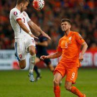 Aunque los cupos del torneo europeo se aumentaron de 16 a 24, a los holandeses no les alcanzó y ni siquiera lograron meterse a la fase de reclasificación. Foto:Getty Images