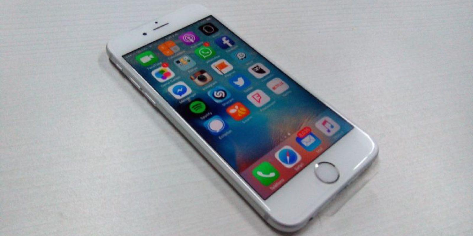 Cada vez se agregan más apps con funciones de 3D Touch. Foto:Cesar Acosta / Especial