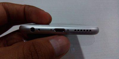 El diseño es prácticamente idéntico al iPhone 6. Foto:Cesar Acosta / Especial