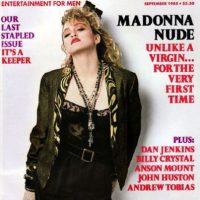 1985, Madonna Foto:Playboy