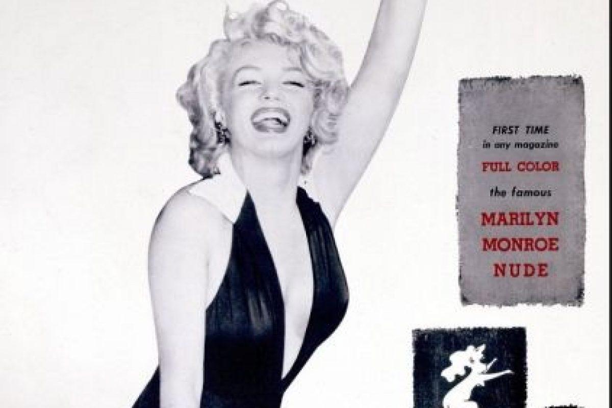 1953, Marilyn Monroe Foto:Playboy