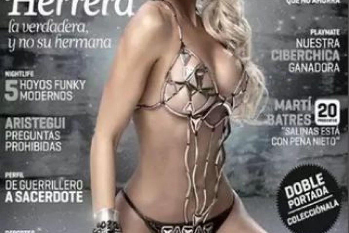 2011, Lorena Herrera Foto:Playboy