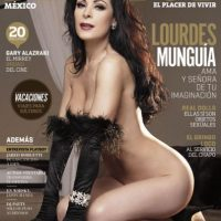 2006, Lourdes Munguía Foto:Playboy