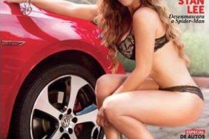 2014, Maya Karuna Foto:Playboy