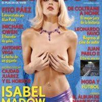 2005, Isabel Madow. Foto:Playboy