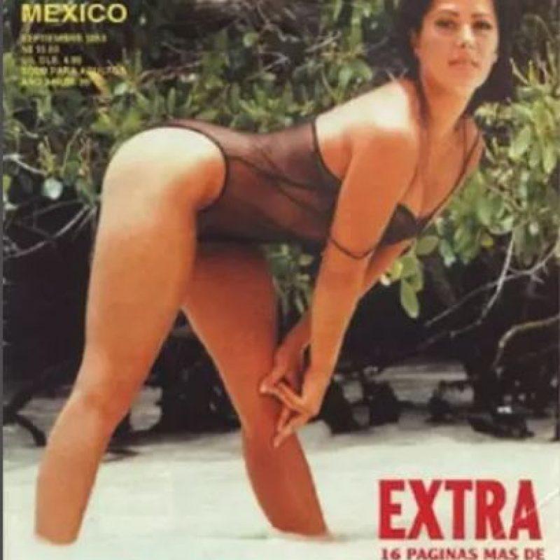 1993, Alejandra Guzmán Foto:Playboy