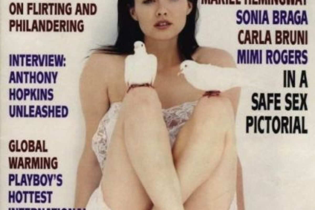 1994, Shannen Doherty Foto:Playboy