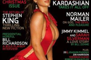 2007, Kim Kardashian Foto:Playboy